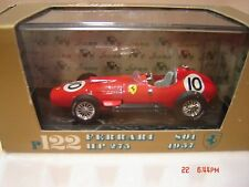 Ferrari 801 #20 Mike Hawthorn British GP 1957 1/43 Brumm R122