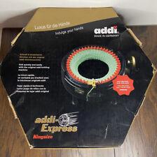 Addi Express King Size Knitting Machine Kit with 46 needles