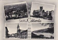 # CALDAROLA: SALUTI DA