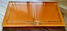 AUTHENTIC TORY BURCH PLASTIC STORE DISPLAY SIGN EYEWEAR GLASSES RARE Large