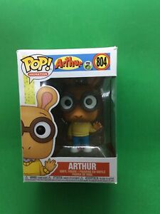 Funko POP! Animation Vinyl Figure - Arthur #804- Trashed Box See Pictures