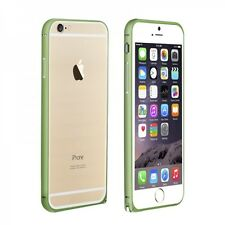 Original Love Mei metal bumper verde para Apple iPhone 6 4.7 protección accesorios funda