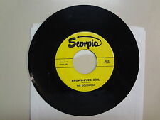 "GOLLIWOGS:(Early Creedence Clearwater Revival)Brown-Eyed Girl-U.S. 7"" Scorpio404"