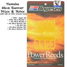 YAMAHA Power Reed Kit GP760 1997-2000//760 Waves ALL 1996-1999 Watercraft Boyesen 029