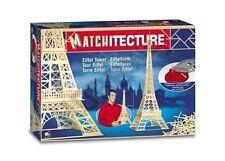 Torre Eiffel Matchstick Modelo Craft Kit De Construcción Matchitecture Nuevo