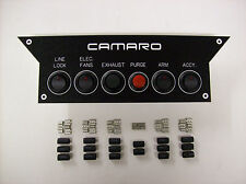 82-92 Camaro Z28 IROC Console Switch Panel Nitrous Oxide etc..