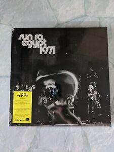 💥SUN RA - EGYPT 1971 5xLP Vinyl Box Set Record Store Day RSD2020 💥
