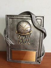 BASKETBALLl TROPHY - Resin  only $3.00ea. ( Buy ALL 30 FOR $80)
