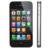 Apple Iphone Handy 4s /16GB schwarz / Blac (ohne Simlock) Smatphone mit Rechnung