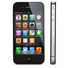 Apple Iphone Handy 4s / 8GB schwarz / Blac (ohne Simlock) Smatphone mit Rechnung