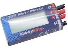 HobbyKing Compact 30A Watt Meter and Power Analyzer UK Stock