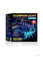 Exo Terra Scorpion Terrarium Habitat Tank Cage Glow LED Low Energy Night Light