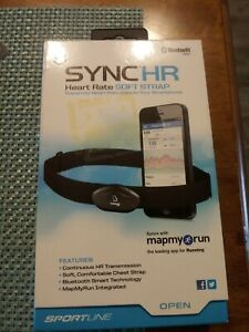 SYNC Heart Rate Soft Strap-Captures Your Continuous ECG Accurate Heart Rate &...