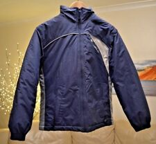 O'NEILL Winter Jacket Coat Ski Snowboard Grey Blue Women's Sz. Small Medium