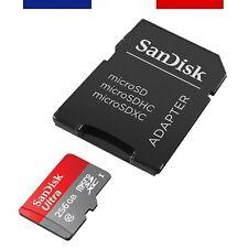 Adaptateur SD Pour Carte mémoire Micro-SD/HC/XC - Memory Card SD Adapter