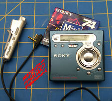 Sony MZ-R700 MiniDisc Recorder w/ Remote