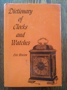 dictionary of clocks and watches
