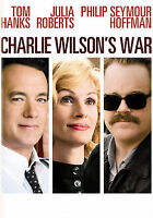 Charlie Wilsons War DVD, 2008, Widescreen Tom Hanks Julia Roberts NEW