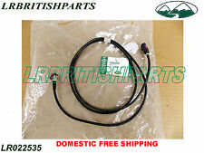 LAND ROVER CAMERA WIRE SURROUND SYSTEM RANGE ROVER FROM 2010 OEM NEW LR022535