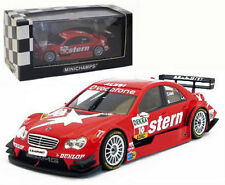 Minichamps Mercedes Benz C-Class 'Team Persson' DTM 2006 - Jean Alesi 1/43 Scale