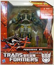 "POWERDIVE Transformers Generations Voyager Class Decepticon 7"" Figure China 2012"
