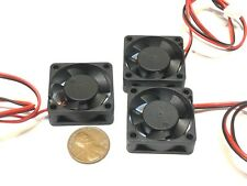 3 Pieces 3010 24V Cooler extruder DC Fan 30 x 10mm Mini Cooling 3d printer A4
