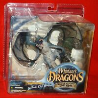 Mcfarlane's Dragons Quest for the Lost King Komodo Clan Dragon Series 1 NEW