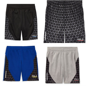 New Polo Ralph Lauren Athletic Shorts Size 2, 3, 4, 5, 6, 7, 10-12, and 18-20