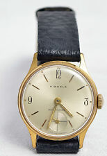 Runde nicht wasserbeständige mechanische - (Handaufzugs) Armbanduhren