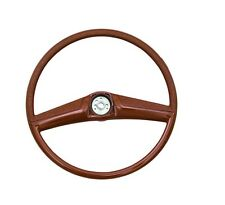 1969-72 Chevy Pickup/ Truck Steering Wheel - Saddle New Dii