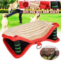 Iuta Dog Bite braccio manica per addestramento cani guardia Schutzhund masticare