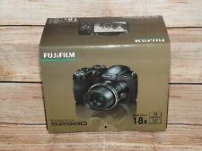 FUJIFILM Finepix S2980 Digital 14 MP 18X Zoom Black Digital Camera