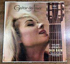 Bob Bain Guitar De Amor T-1500 LP (VG) Vinyl