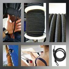 Cuerda soga cabo elastico 8mm cordon (por metros) toldos pulpos estira bungee