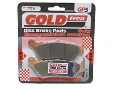 Goldfren GP5 Front Brake Pads Honda CB500 1996-2003 Race Track Bike