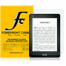 Amazon Kindle Voyage Screen Protector, Tempered Glass for Kindle Voyage   3 Pack
