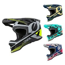 Oneal Blade Polyacrylite Ace MTB Helm Fullface Downhill DH-Helm