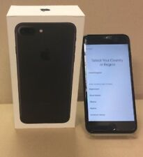 Apple iPhone 7 Plus, 32GB, Vodafone Network, In Black, Boxed With Charger Bundle