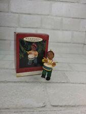 1993 Hallmark Keepsake Ornament African-American Little Drummer Boy