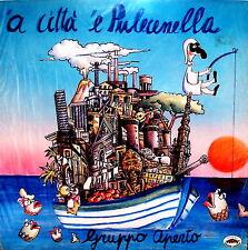 """GRUPPO APERTO - 'A Città 'E Pulecenella 1993 LP 12"""" Nuovo SIGILLATO RARO"""