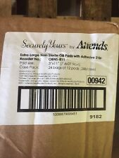 (Case of 24) Bags of 12 Sanitary Pads Securely Yours OBNS-811 (NEW)