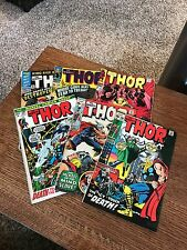 Vintage Marvel Comics Group The Mighty Thor #2, 132, 153, 172, 189, 199
