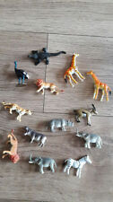 Unbranded Wildlife Mixed Lot Action Figures