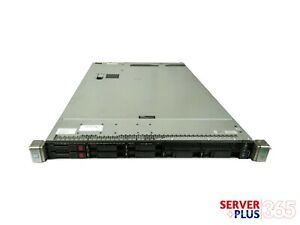 HP ProLiant DL360 G9, 2x 2.5GHz E5-2680v3 12-Core, 384GB RAM, 2x 1.2TB SAS