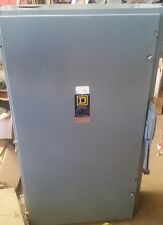 400 AMP SQUARE D SAFETY SWITCH