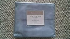 Classics by Charter Tonal Strip 100% Cotton 400 Thread Count Queen Sheet Set