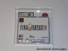 PlayStation 1 / PS1 Game: Final Fantasy IX (NEW/SEALED) UKG / VGA Graded 85+