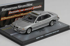 Película James Bond - BMW 750iL - Tomorrow Never Dies - 1:43 IXO ALTAYA