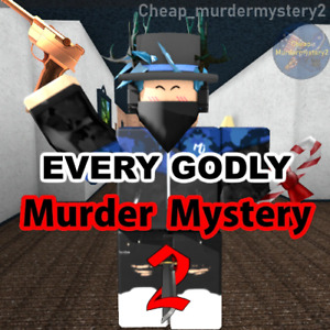 💰CHEAP💰 MM2 Super Rare Godlys Roblox *FAST DELIVERY* (Read Description!)