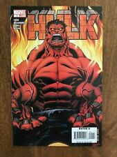 Hulk 1 (2008)! 1st Appearance of Red Hulk! High Grade!